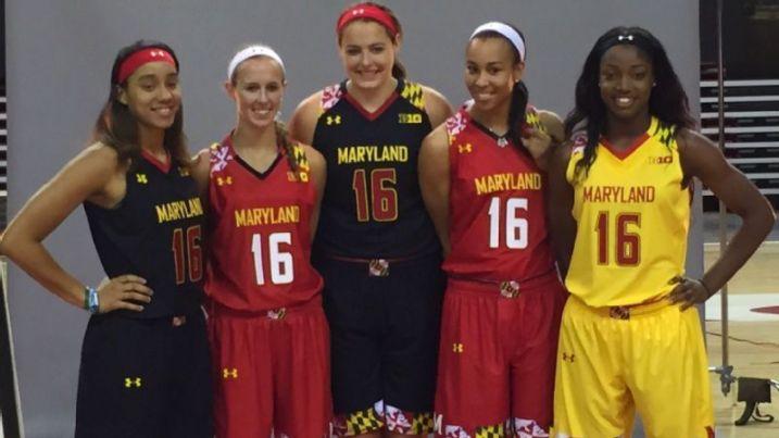 Maryland girl's