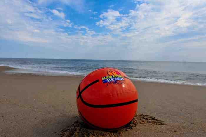Photo Courtesy: Slam Dunk to the Beach