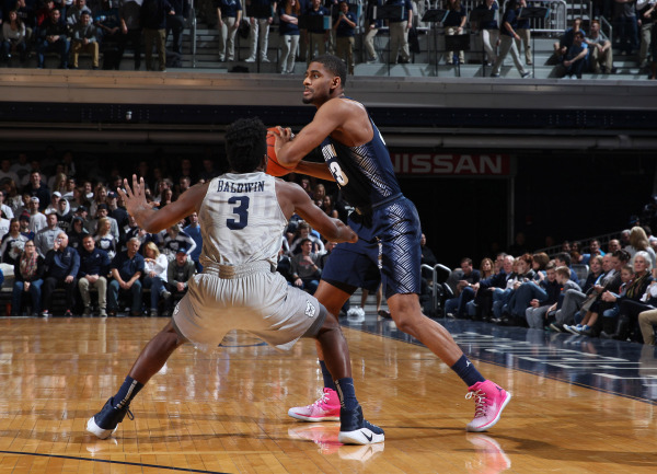 Georgetown guard Rodney Pryor finished with 20 points in win over No. 11 Butler. (Photo Courtesy: GU Hoyas)