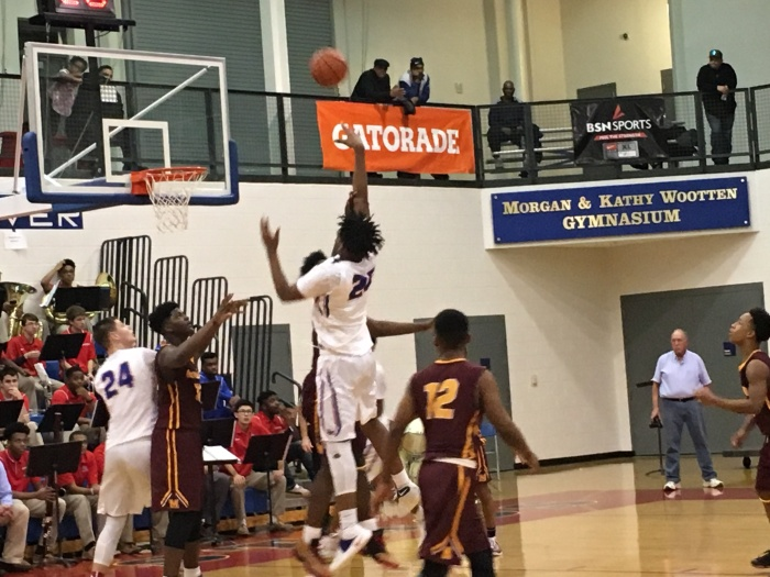 DeMatha's Josh Carlton finished with 12 points in win over McNamara